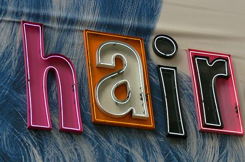 Letter Word For Hair